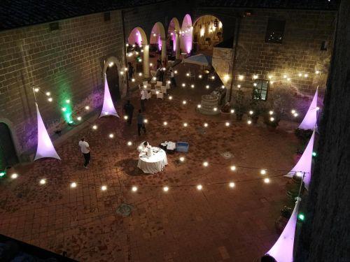 Matrimoni ed Eventi al Castello